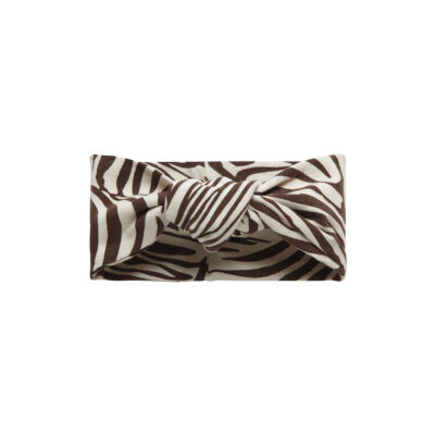 little Indians haarband Knot Zebra