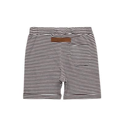 little indians shorts stripes