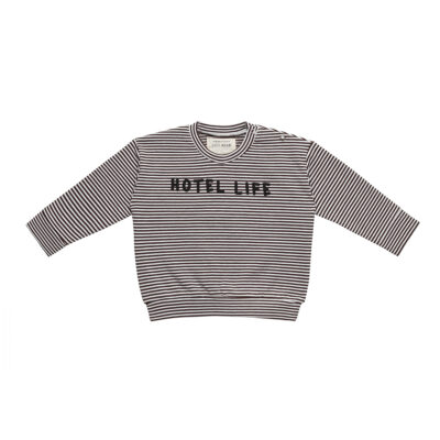 little Indians Boxy Sweater Hotel Life