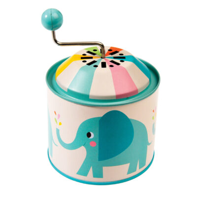 rexlondon muziekdoosje Elvis de olifant