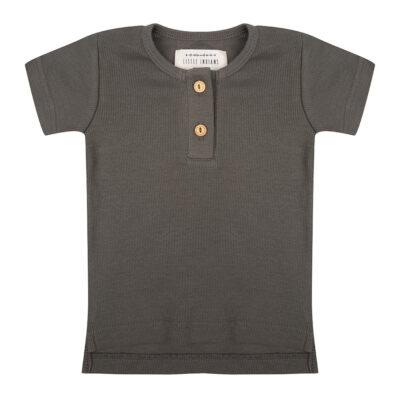little indians shirt olive